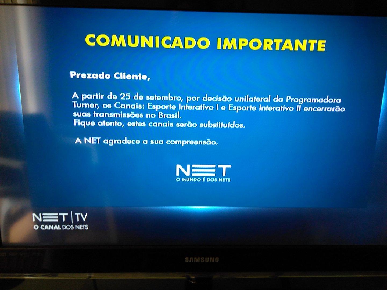 esporte net tv