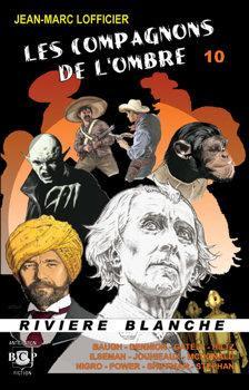 Les Compagnons de l'Ombre Volume 10, nouvelles recueillies par Jean-Marc Lofficier