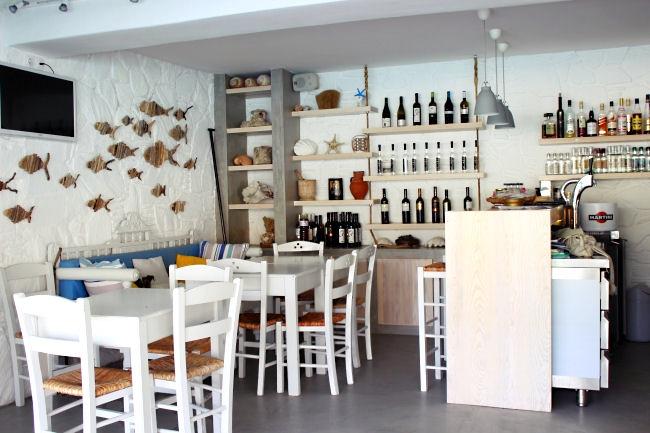 gde jesti na Ios ostrvu, Ios restorani i taverne