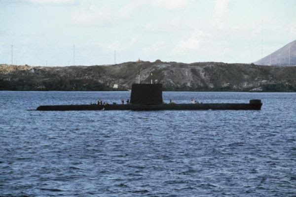 Unconventional Hydrography in a Conventional Submarine - HMS Onyx and the 1982 South Atlantic Conflict