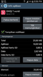 aplikasi mencurigakan