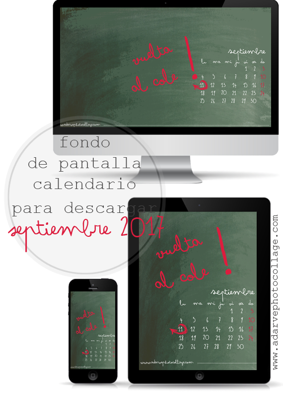 freebies, back to school calendar wallpaper to download