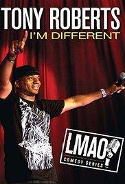 Tony Roberts - I'm Different (2013)