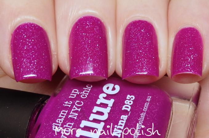 Picture Polish Colour Guide More Nail