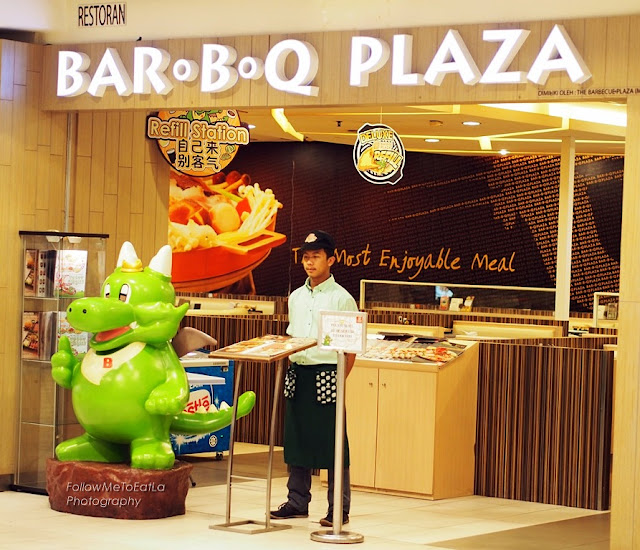 BAR.B.Q PLAZA Outlet At Berjaya Times Square