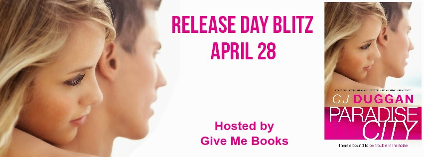 Paradise City Release Day Blitz banner