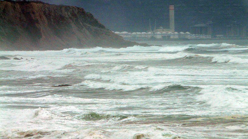 Fotos del maretón en Sopelana - Olas grandes