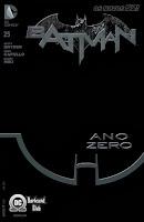 Os Novos 52! Batman #25