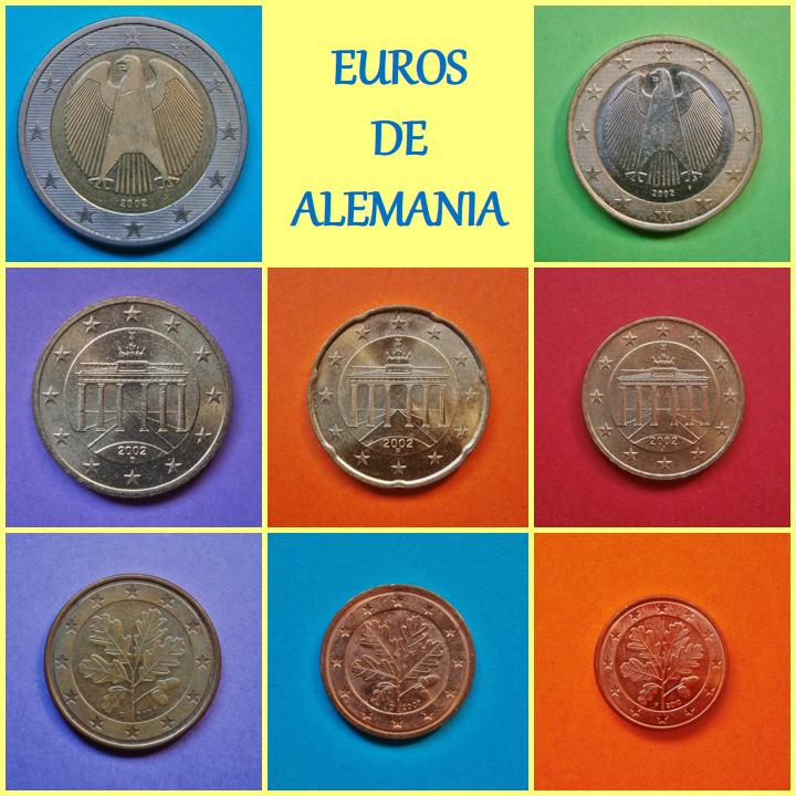Euros de Alemania