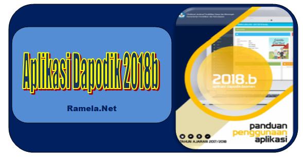 Aplikasi Dapodik 2018b