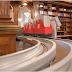紐約公共圖書館運書小火車