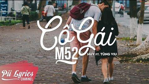 Nốt nhạc bài cô gái m52 - Huy ft Tùng Vivu