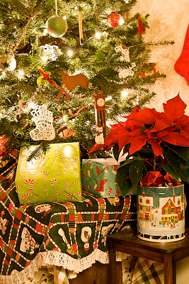 Christmas Tree via www.foobella.blogspot.com