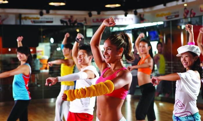 Voucher Tập Gym, Yoga, Khiêu Vũ Cao Cấp Hàng Đầu