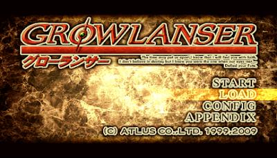 【PSP】夢幻騎士中文版(Growlanser),經典系列角色按演RPG!