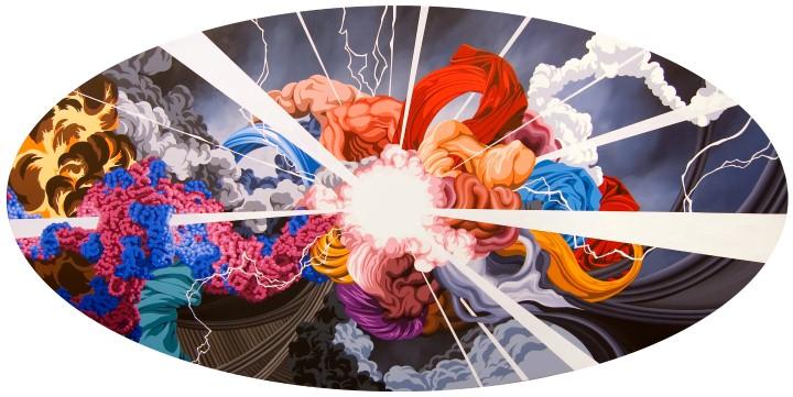 James Roper. Абстрактные картины 15