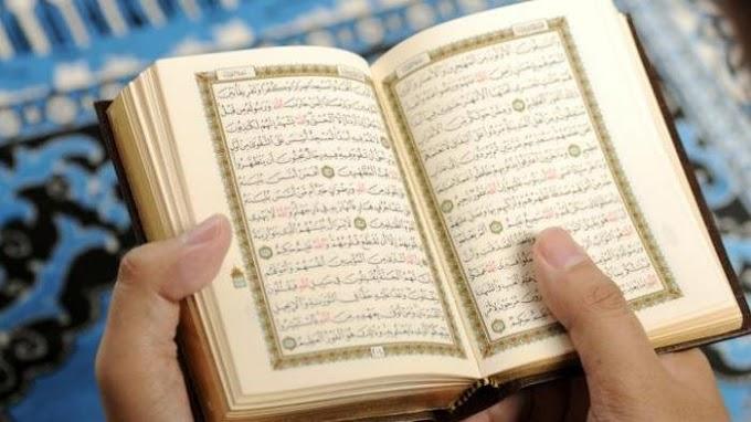 Amalan Sebelum Dan Selepas Membaca Al-Quran - Perkongsian Dari Guru Tahfiz