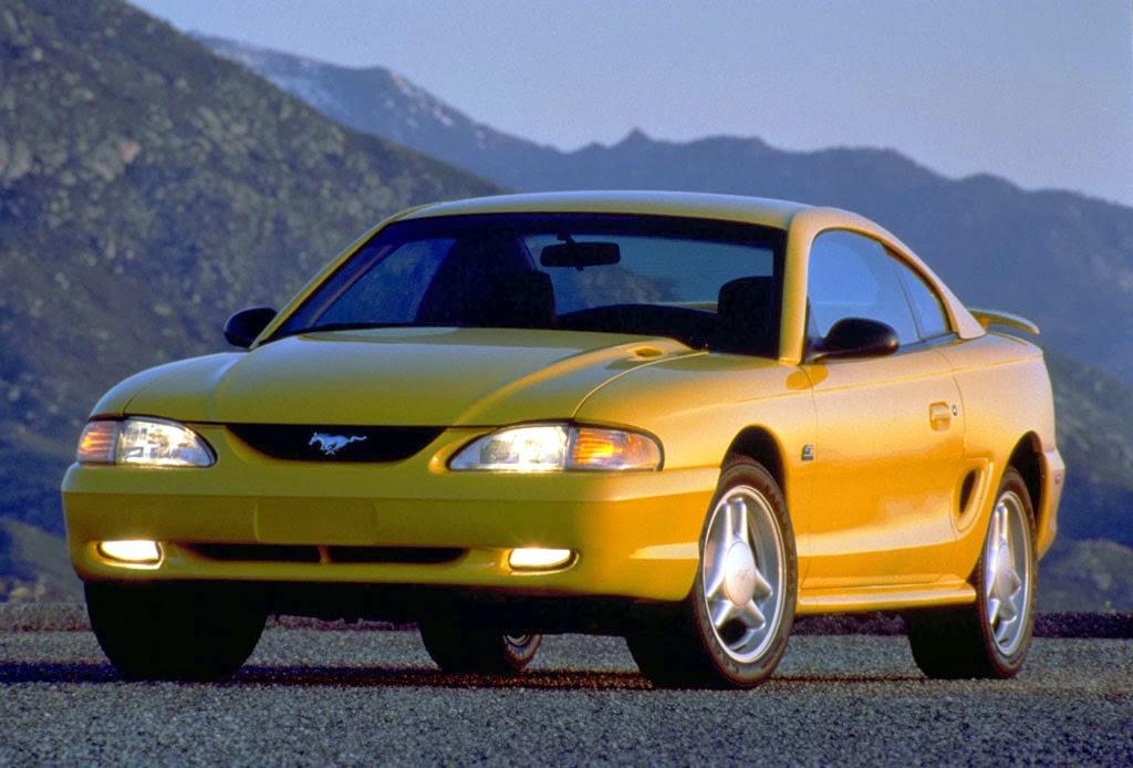 1990 Mustang Cobra