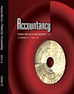 Class 11 Accountancy Book