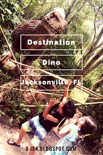 Destination Dino at Jacksonville Zoo