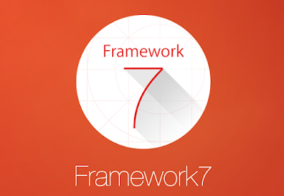 Tutorial Framework 7 for Mobile Apps
