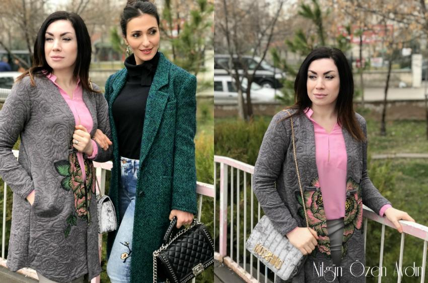 Uzun Ceket-moda blogu