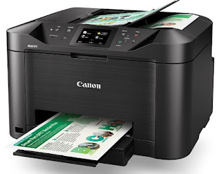 Canon MAXIFY MB5160 Printer Driver Download For Mac
