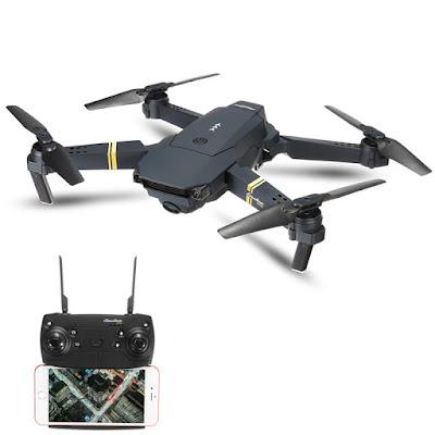 Kumpulan Drone Bentuk Mirip DJI Mavic Pro Terlengkap - OmahDrones