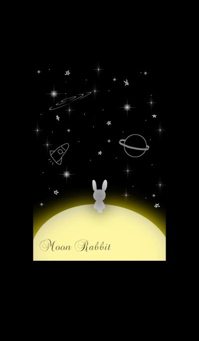 The Moon Rabbit*space