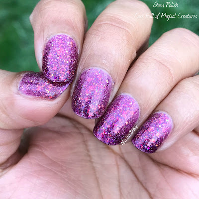 NailaDay: Glam Polish Case Full of Magical Creatures