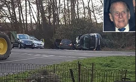 Prince Philip's car crash sparks questions about why the 97-year-old was driving