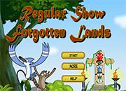 juegos  Regular Show Forgotten Lands