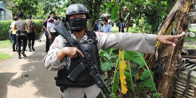 3 Teroris Ditembak Mati Sebelum Beraksi, Ini Tanggapan Jokowi