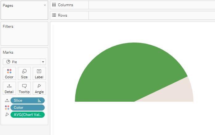 Creating NPS Gauges in Tableau - Ken Flerlage Analytics