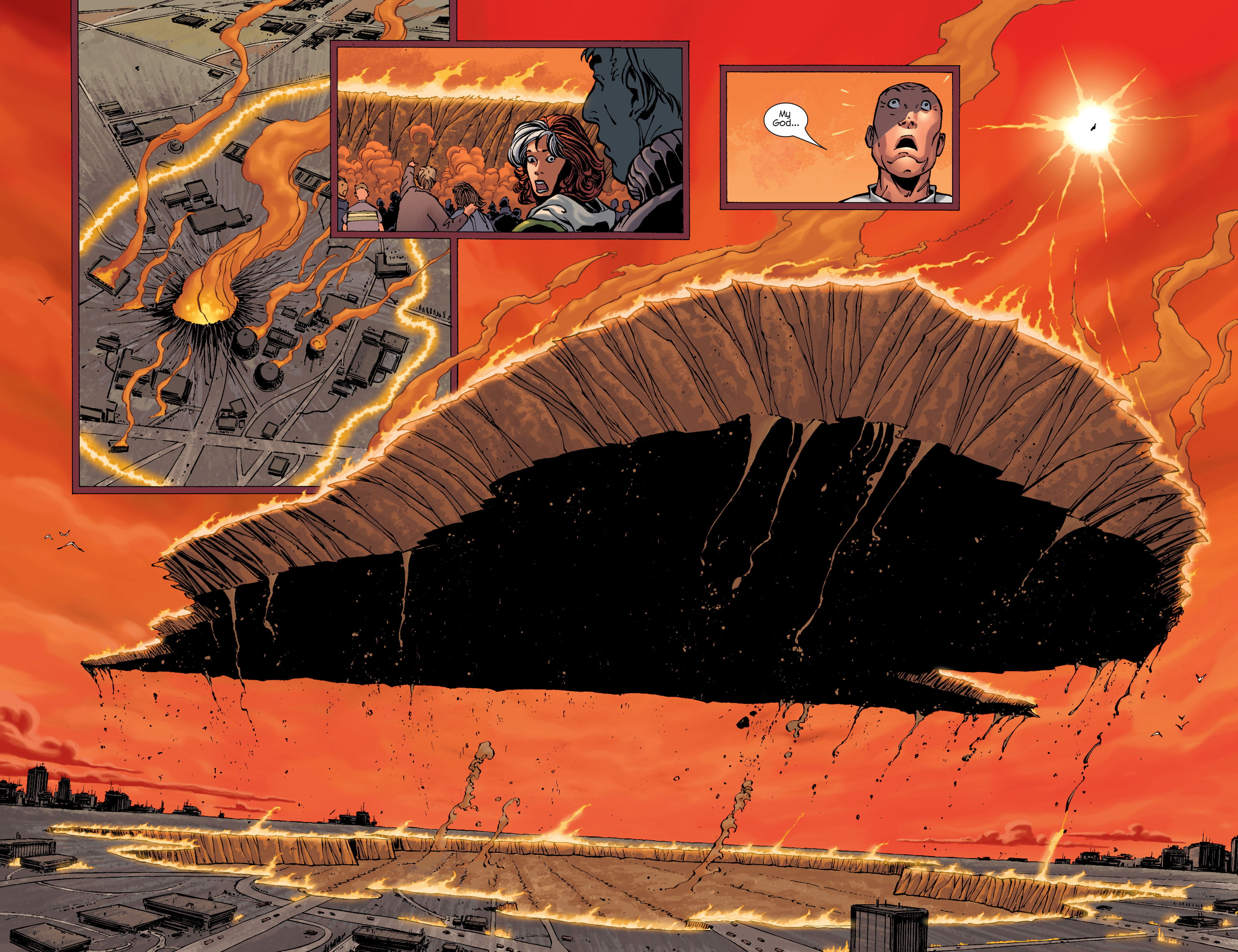 Read online Ultimate X-Men comic -  Issue #31 - 21