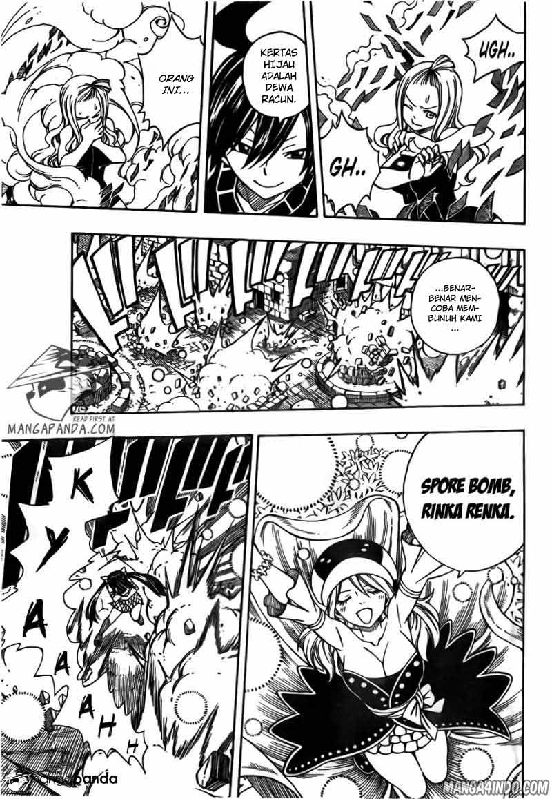 fairy tail 309 indonesia page 8