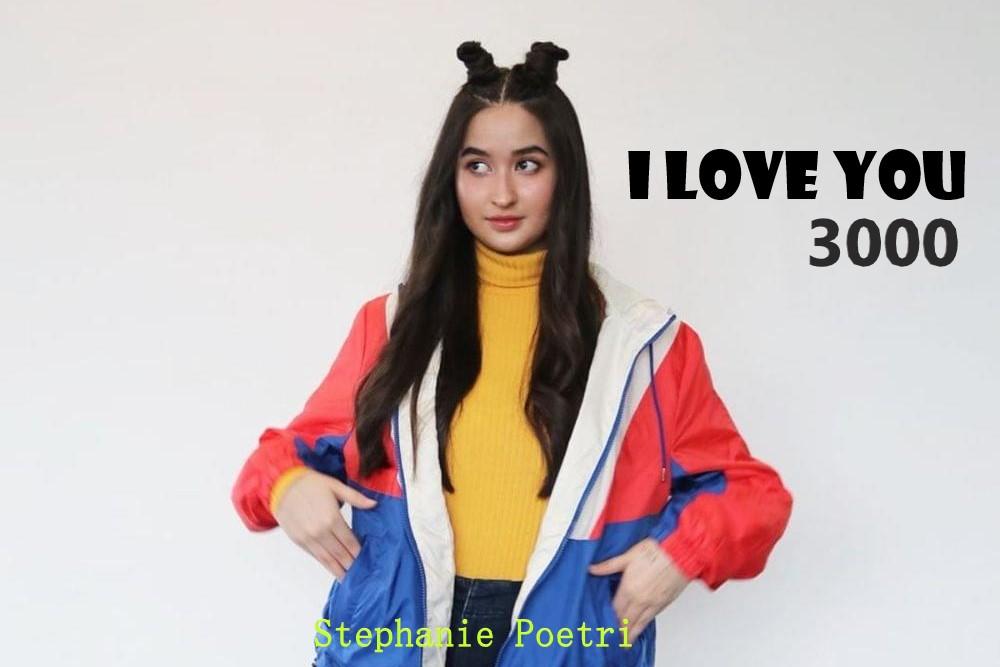Lirik Lagu I Love You 3000 Stephani Poetri Dan Terjemahannya