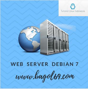 konfigurasi Web Server Pada Linux  Debian