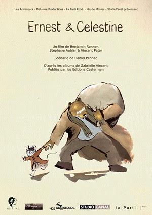 Ernest Celestine French animatedfilmreviews.filminspector.com