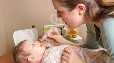 Dengan Cara Mengatasi Batuk Pilek Pada Bayi anda tidak perlu panik dan khawatir
