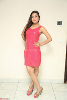 Shipra Gaur in Pink Short Tight Dress ~  Exclusive Poshoot 122.JPG