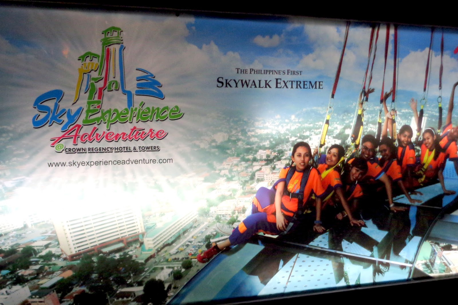 sky adventure cebu rates