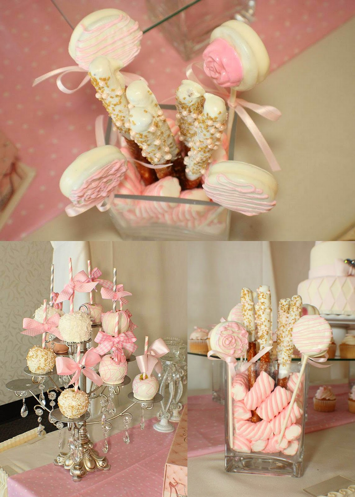 Baby Shower Decoration Ideas For A Girl
