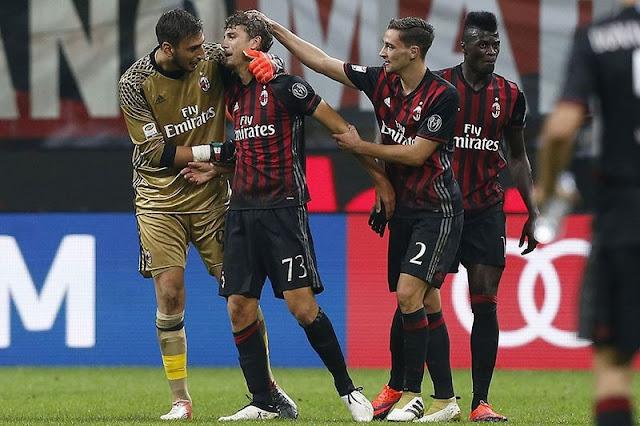AC Milan Skuat