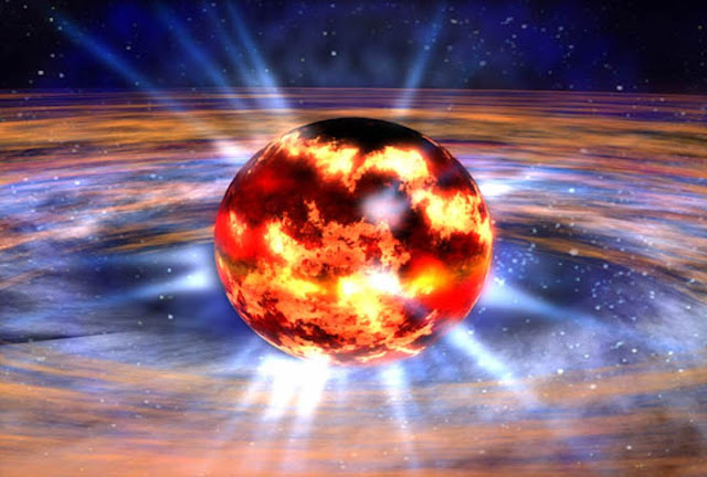 Brightest neutron star yet has a multipolar magnetic field