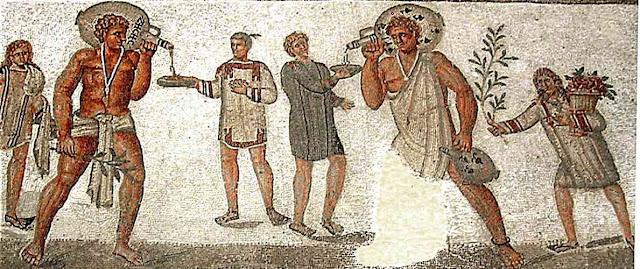 Esclavos y personas fisicas en Derecho romano