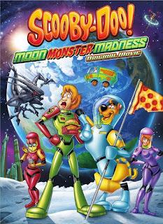 Scooby Doo si monstrul de pe Luna dublat in romana