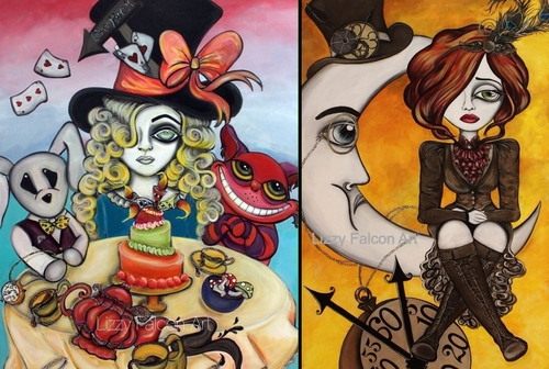 00-Lizzy-Falcon-Paintings-with-Large-Eyes-and-Big-Personalities-www-designstack-co