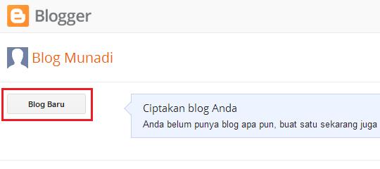klik blog baru