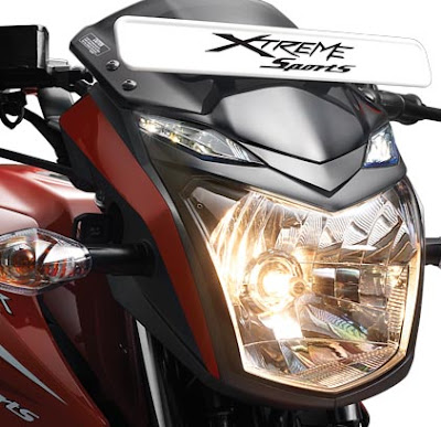 Hero Xtreme Sports drl light hd pictures